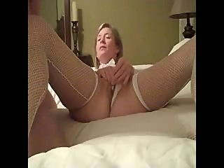 Cuckhold Hubby And Wife Talk About Her Lover