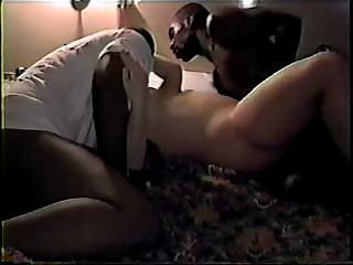 Wife gets double teamed by bbc in motel