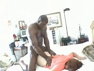 Sexy Redhead Wife Loves That Big Black Cock